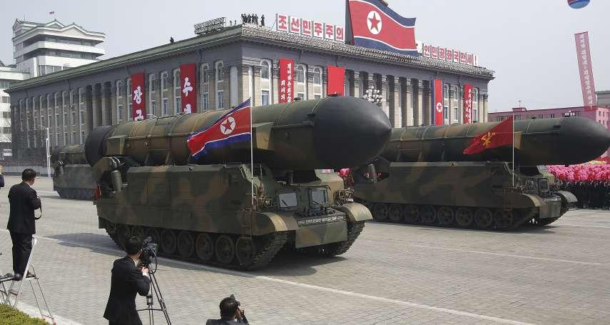 北韓送美國的「耶誕禮物」有這幾種!南韓學者朴鍾喆:操作不甚恐會激怒中國