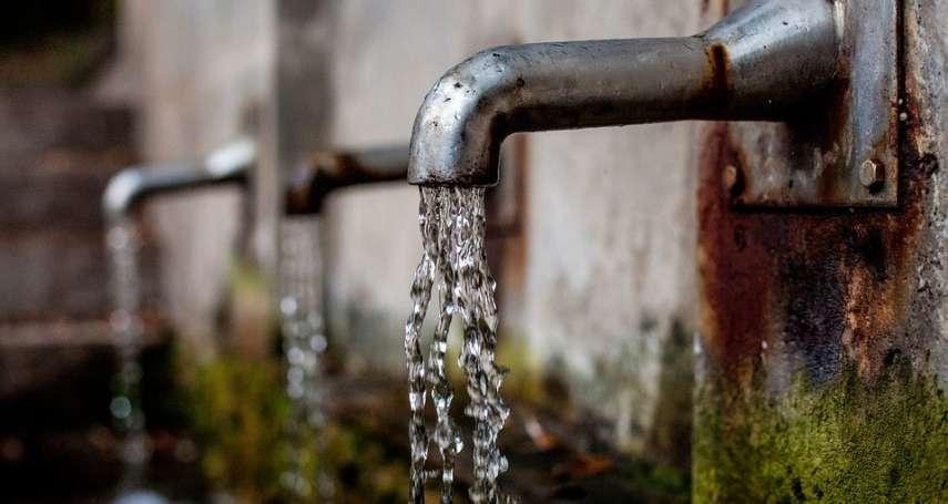 年收32億的耗水費為何遲不開徵?除了憂心衝擊物價,政府還有這層考量…