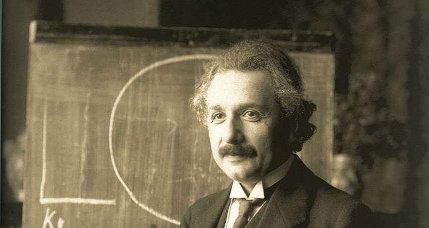 歷史上的今天》4月18日── 天才的同義詞   現代物理學之父愛因斯坦逝世