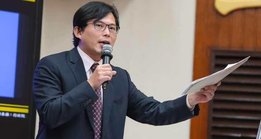 黃國昌猛追慶富詐貸案 一銀董座坦承:慶富已2個月未繳利息