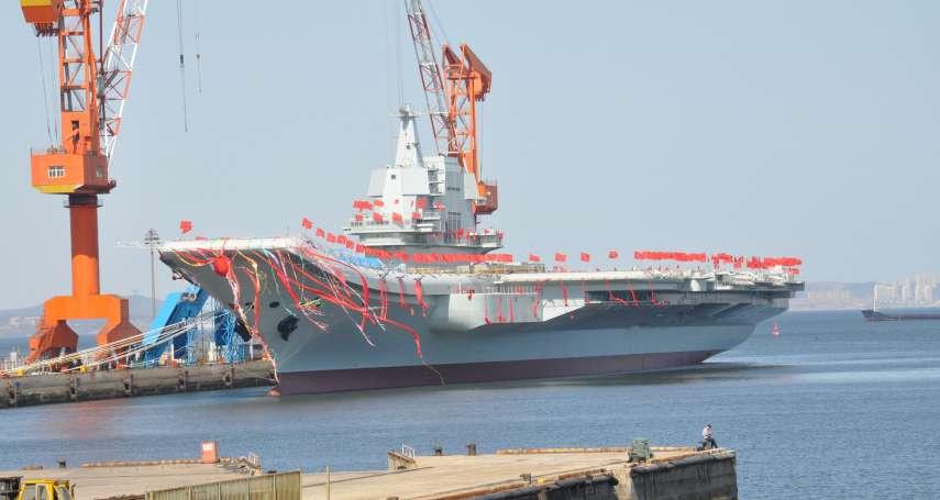 建造進度遲緩,中國首艘電磁彈射型航母遇上什麼問題?