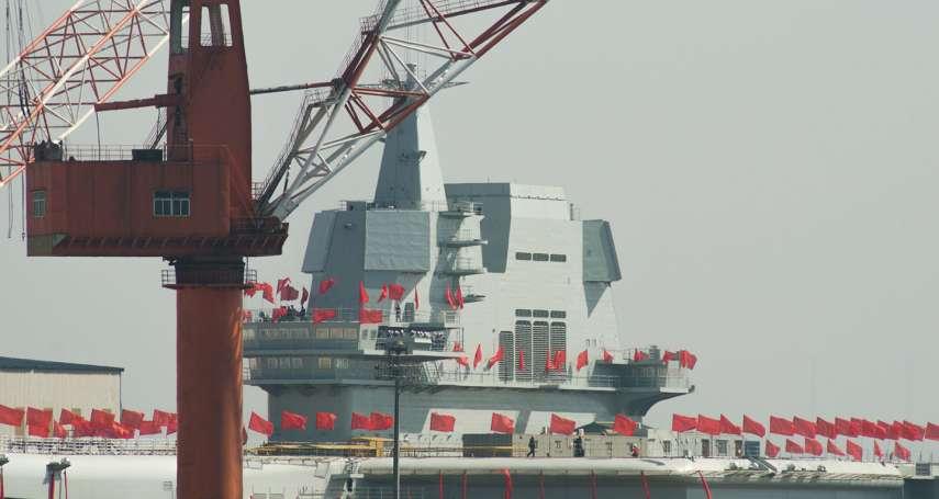 美國對台軍售F-16V,解放軍反制動作頻頻:東海舉行實彈軍演,中國首艘國產航母可能9月服役