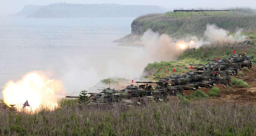冬奧後共軍就動手?軍事專家頻示警 易攻難守的澎湖會是台灣最大罩門?