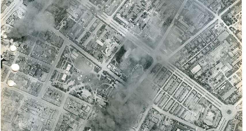許劍虹觀點:台北「大」空襲75年祭─盟軍空襲下的海峽兩岸