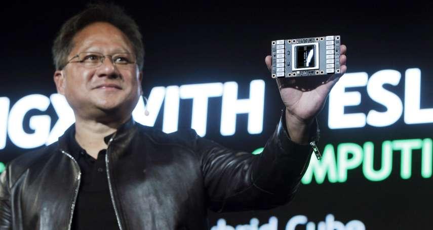 台南子弟黃仁勳將主宰全球晶片市場!輝達終於吃下安謀,但為何業界不看好?