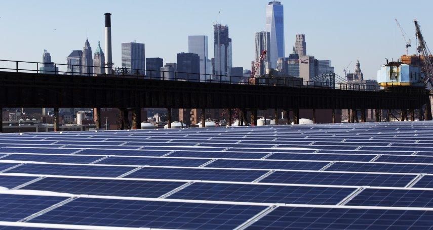 首份民間參與白皮書 「能源轉型白皮書」明年公布初稿