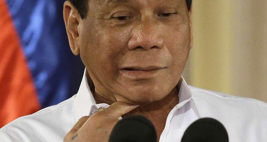 菲律賓準備全國戒嚴?菲國防部長證實:杜特蒂確實有此打算