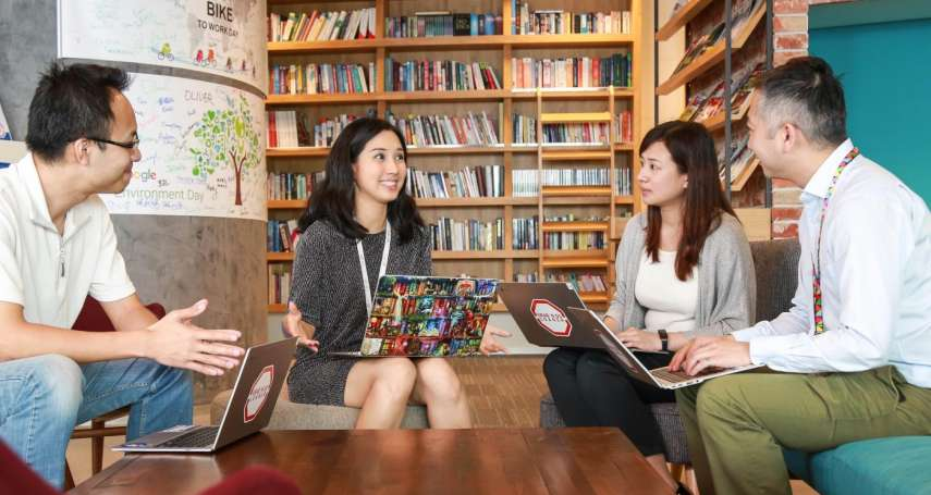 這麼多人搶著進Google,絕不只因為高薪!台灣資深經理現身說法,道出「夢幻企業」內幕