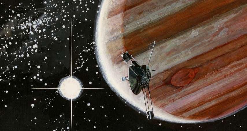 歷史上的今天》6月13日──NASA太空探測器「先驅者10號」飛出海王星軌道