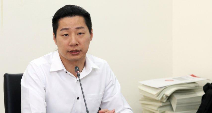 國名又惹議!林昶佐:台灣送中國警察出國比賽?
