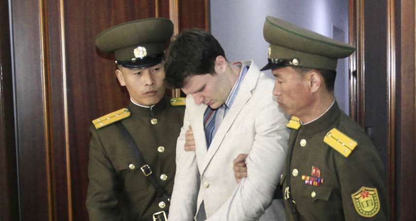 美國大學生雙親控北韓虐死兒子 平壤醫院高層反嗆「完全扭曲真相」