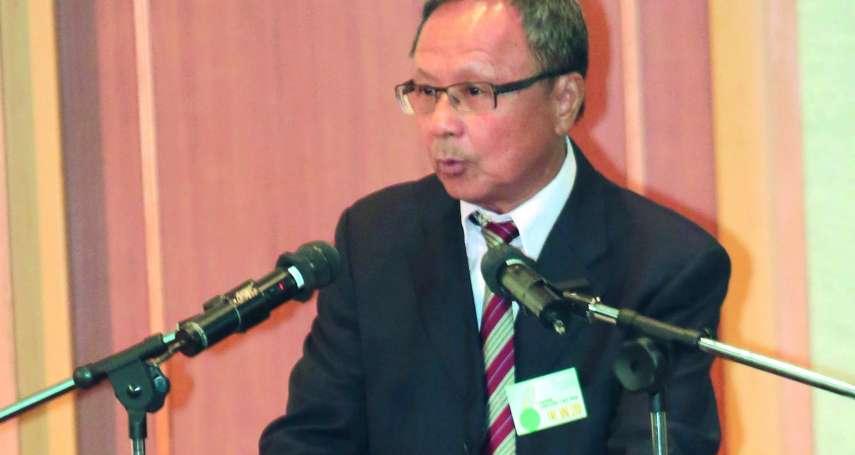 朱駿觀點:「同心圓『史觀』」是台灣史學界的恥辱柱