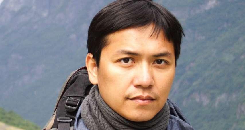 作家吳明益:兩岸對立源於中國不懂台灣文化,只從政治觀點思考戰爭統一