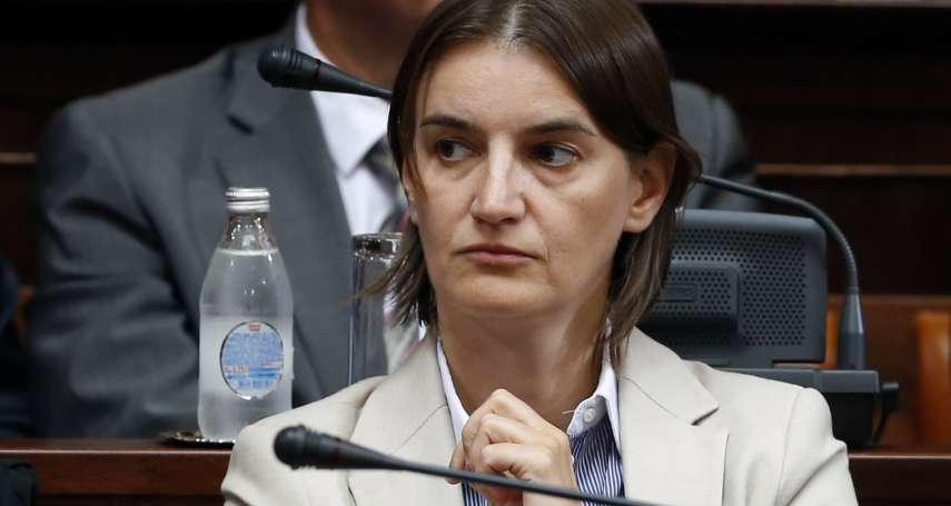 重視同志人權還是掩蓋打壓事實?這個保守的巴爾幹半島國家 將出現首位出櫃女同志總理