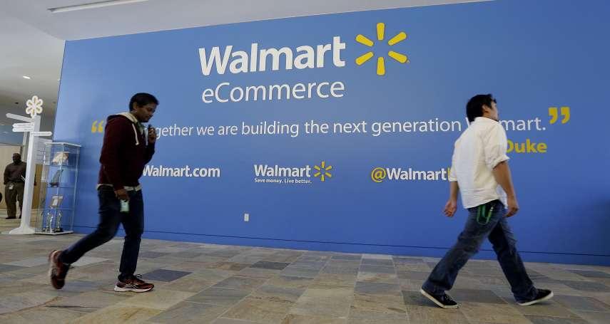 許英傑觀點:Walmart全零售服務時代正式來臨