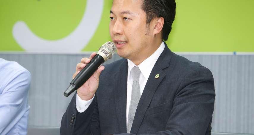 張志豪榜首獲新北議員提名 蔡英文幕僚首位過關新人