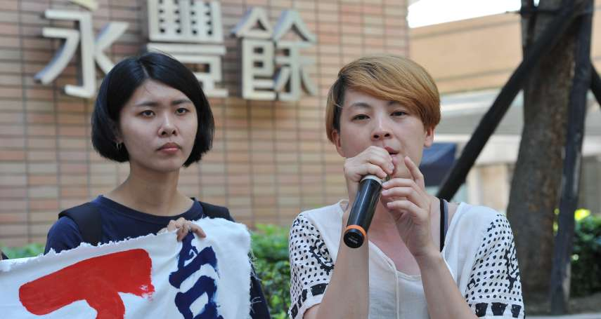 6台人聲援Hydis無罪定讞 勞權團體提3訴求:把街頭還給人民