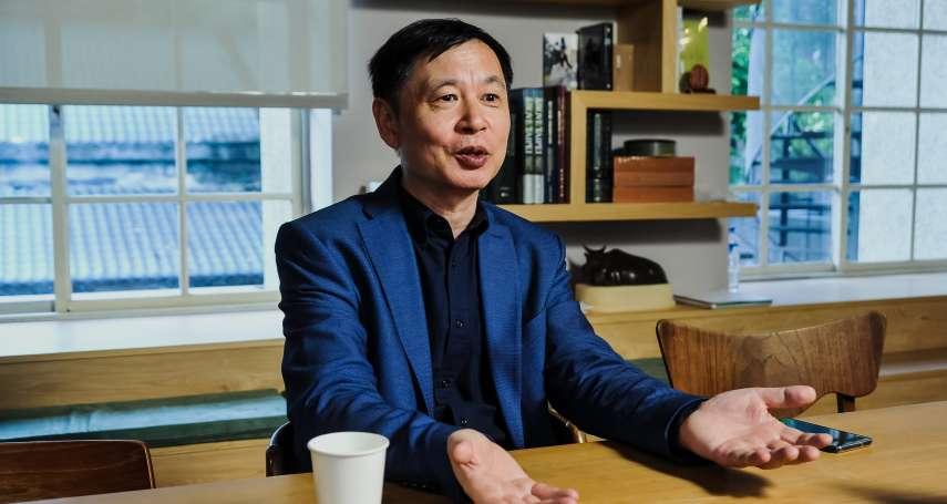 香港在「粵港澳大灣區」如何自處?專訪王緝憲:莫忘連結國際優勢,為自己贏得更多籌碼與地位