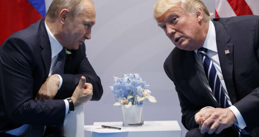 就是不讓川普跟普京好!美國眾議院壓倒性通過新法案 全面加強制裁俄羅斯
