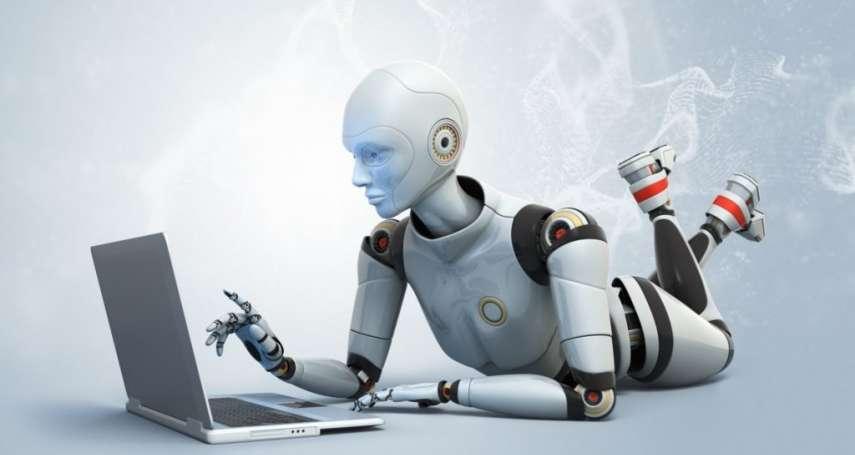 烏凌翔觀點:人工智慧─中美競爭的未來戰場?