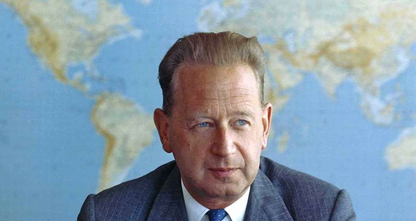 是誰謀殺這位聯合國秘書長?哈瑪紹墜機半世紀懸案露出曙光 比利時傭兵可能是凶手!