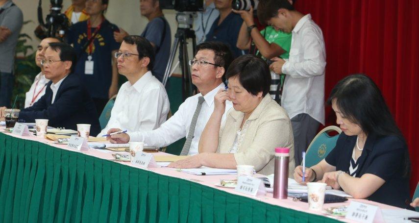 國發會要求3年內提出最低工資法,林美珠:我們希望儘快