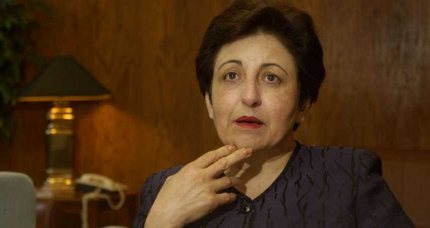 第一位榮獲諾貝爾獎的穆斯林女性:為人權奮戰的伊朗女律師希琳.伊巴迪