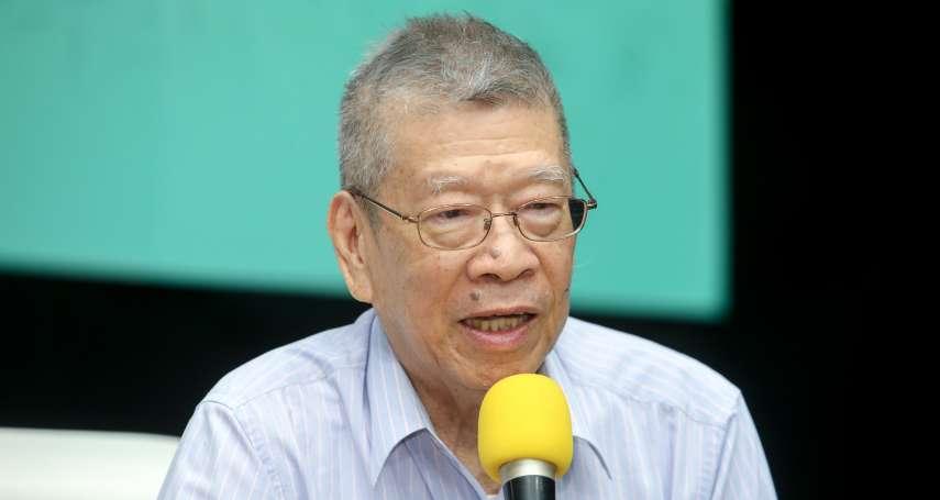 國家文藝獎得主鄭清文過世 享壽85歲