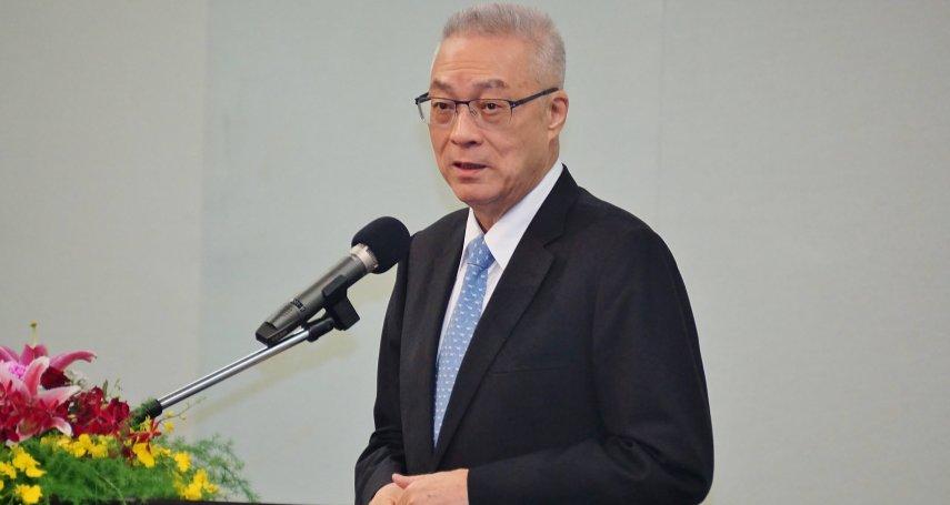 吳敦義20日接任黨主席,洪秀柱10餘名機要被炒
