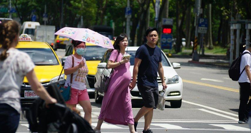下周恐有2颱襲台!吳德榮:第2個熱帶系统威脅更大