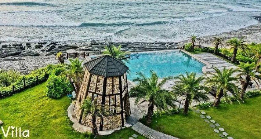 不必花錢飛出國,夢幻度可比新加坡金沙酒店!全台8間無邊際泳池飯店,視野絕佳!