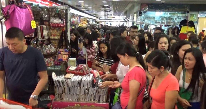 菲律賓家事移工月薪上看60K?! 中國官媒:誤植啦,每月只有1000美元