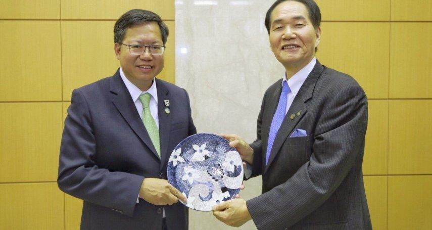 烏龍麵對決米苔目 香川縣知事將來台出席客家料理賽