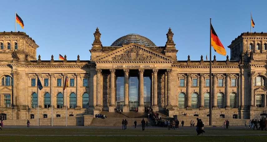 徐勉生觀點:美、德民眾挺台,能改變我國外交處境嗎?