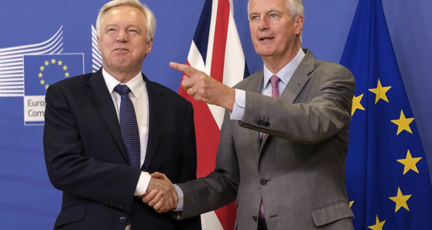 英國想建立臨時關稅協定 歐盟潑冷水:不要再幻想了