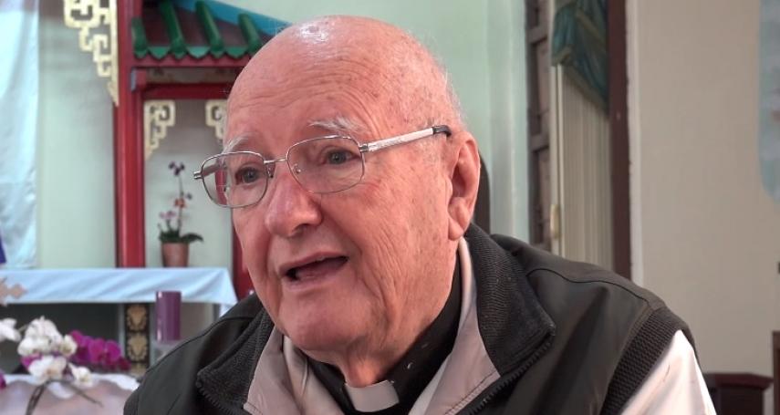 「等了53年,我是台灣人了!」5位遠渡重洋來到寶島,在台奉獻近半世紀的神父們