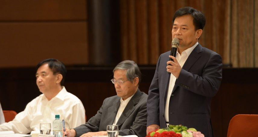 台灣缺電危機有解?林錫耀:電力系統大體檢、對外輸電改多路、開發新電源
