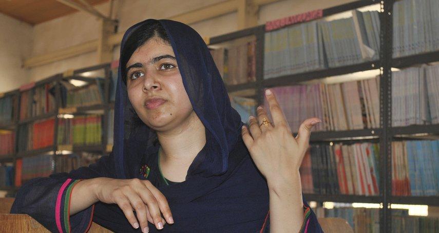 史上最年輕的諾貝爾獎得主要上大學了!瑪拉拉錄取英國牛津大學 繼續朝理想前進