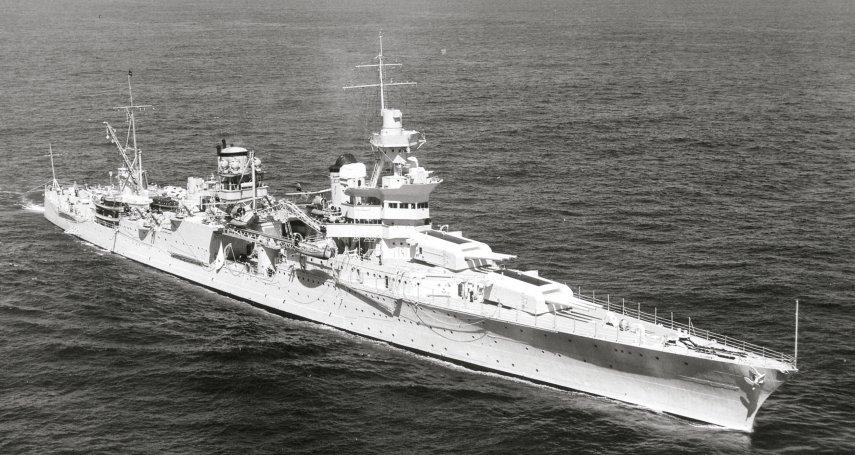 曾運送廣島原爆原子彈 二戰最悲慘美軍戰艦沉沒72年重見天日