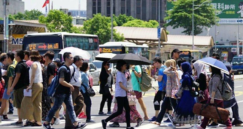 5月高溫連破紀錄,勞工應放假嗎?yes123調查:7成勞工認為政府應該訂「高溫假」!