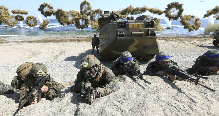 美韓聯合軍演登場 北韓:必遭冷酷無情報復,美國要負全責!