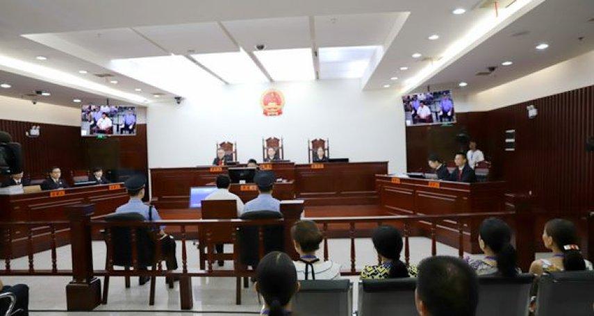 「我煽動顛覆國家政權」維權律師江天勇當庭認罪  家屬:官方自導自演