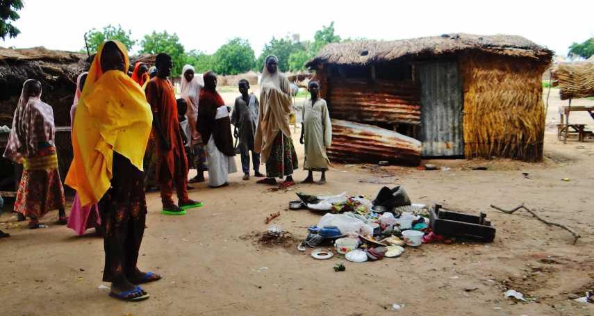 兒童自殺炸彈案暴增4倍!博科哈蘭肆虐奈及利亞 無辜孩子淪為恐攻工具