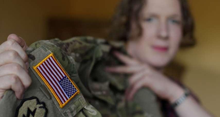 再度推翻前朝政策!拜登廢除川普時代禁令 跨性別者未來可從軍