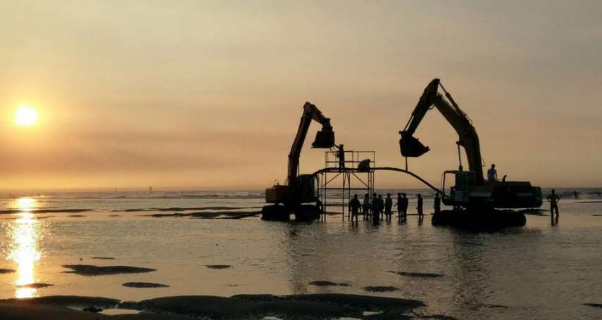 陳立誠觀點:離岸風電割地賠款、破壞景觀