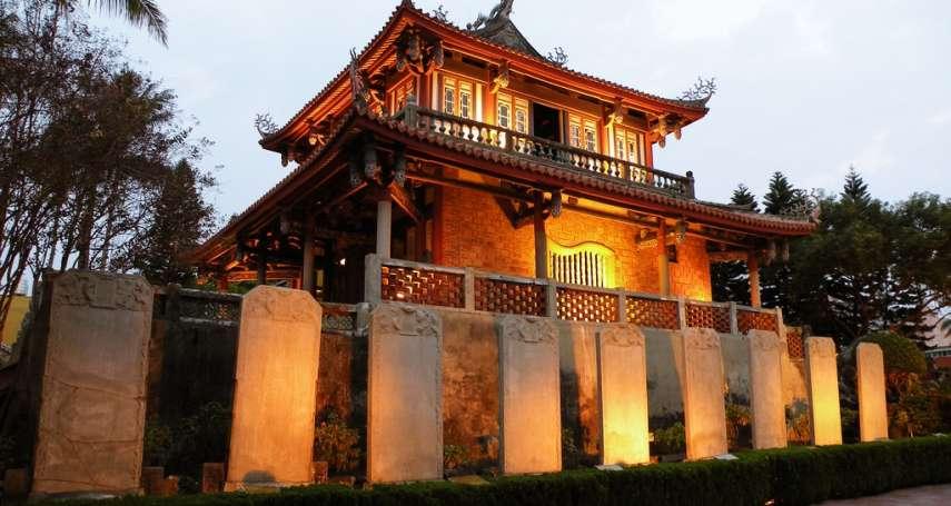 錯過這些人文美景絕對會後悔!精選台灣8大「一級古蹟」,來一場最美文化之旅