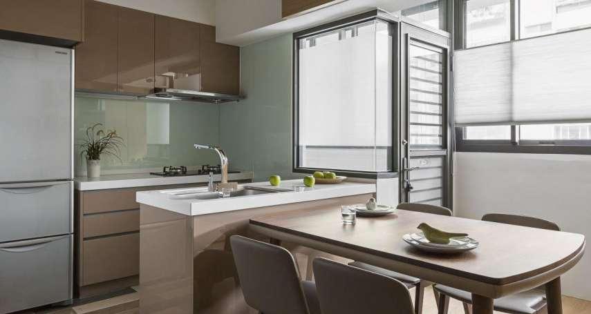 廚房老是油膩、潮溼超難打理怎麼辦?學會這5訣竅,擁有清爽廚房不是夢!