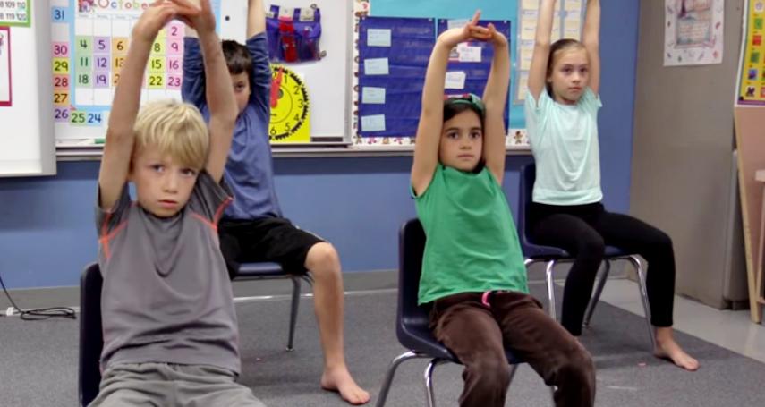 體育課別再拿來考試了!專家:上課中讓孩子動3-5分鐘,有助學習更專注、更有效率