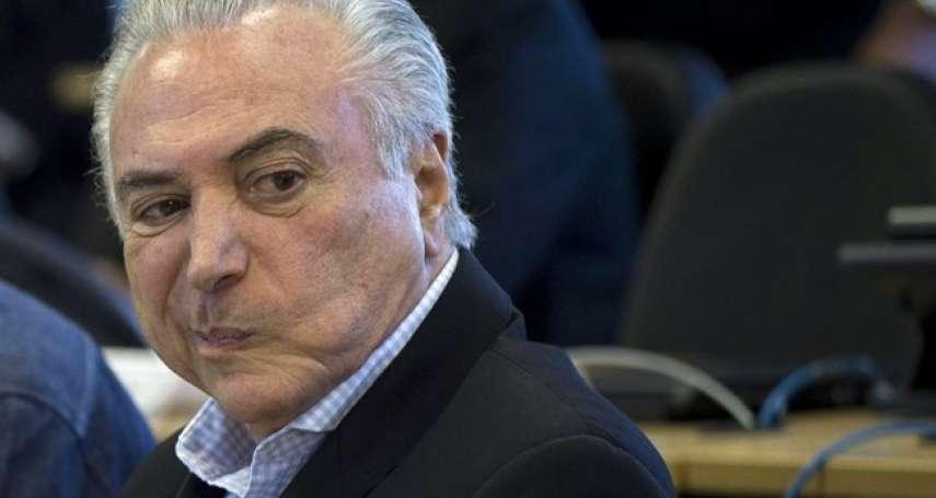 任人宰割的「地球之肺」 巴西總統為拼經濟開放雨林保護區 法院及時擋下