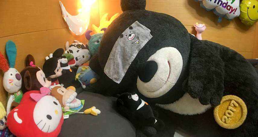 搶「熊」大戰開打 柯文哲:熊讚會留在台北市工作
